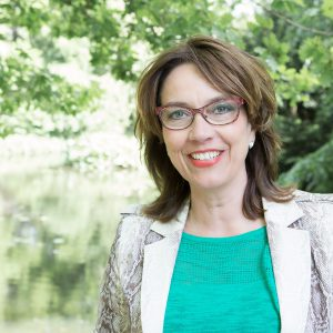 Anette de Jong, eigenaar van wantdatklopt.nl