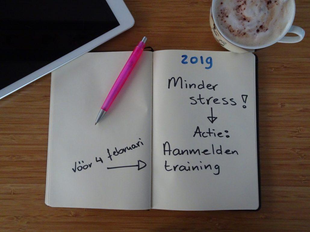 agenda 2019 oproep aan te melden voor de training bij wantdatklopt.nl