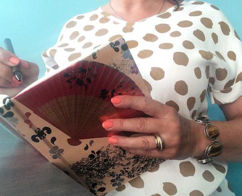 Anette de Jong schrijft in dankbaarheidsdagboek