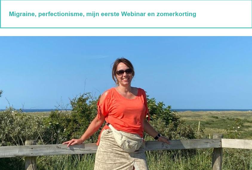 Anette van wantdatklopt.nl op Ameland